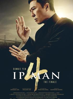 IP MAN4: THE FINALE